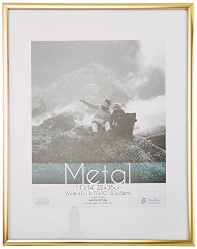 Gold Metal Photo Frame