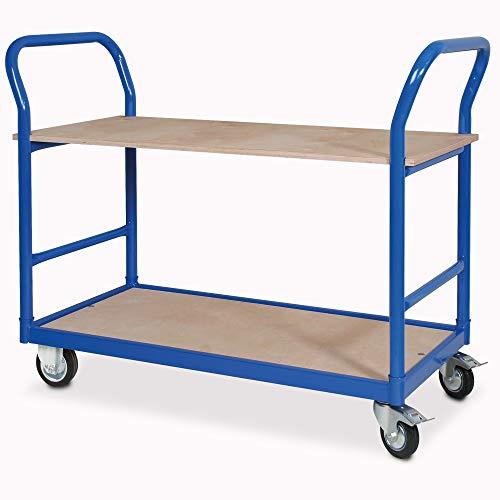 Brb -  Tischwagen, blau,