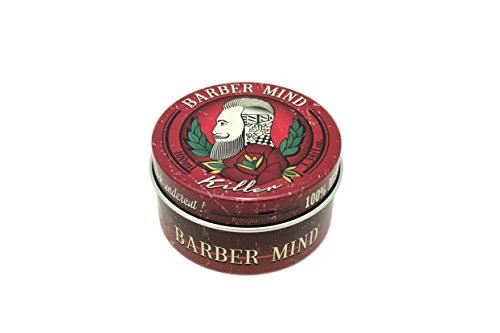 Barber Mind Killer, Cire pour Cheveux tenue ultra-forte