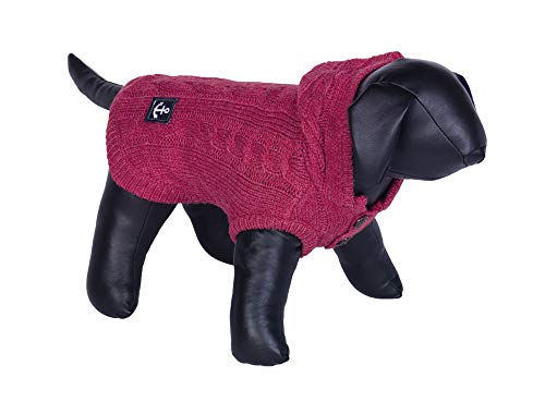 Nobby 65427 Hunde Pullover ISLA rot, 32 cm
