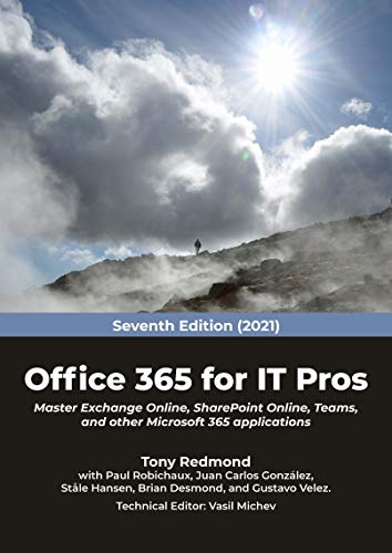 Office 365 for IT Pros (2021 Edition) on Kindle