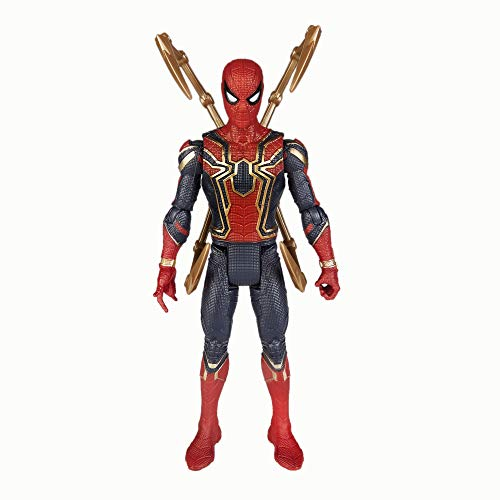 Avengers - Iron Spider-Man, Action Figure Personaggio Giocattolo (15cm)