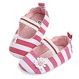 ZTH - Zapatos primeros pasos para niña rosa rosa