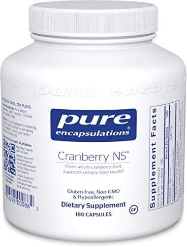Pure Encapsulations - Cranberry NS - Hypoallergenic Supplement to Support Urinary Tract Health - 90 Capsules