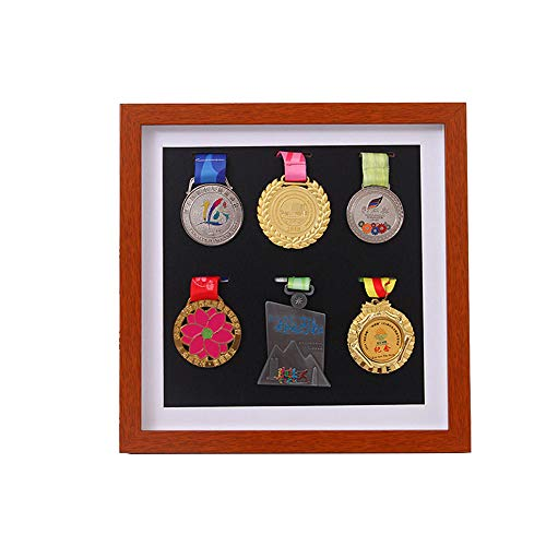 WANLIAN Fabrik direkt große militärische Medaille Vitrine, militärische Medaille Aufbewahrungsbox, Abzeichen Zeichen, Medaille Display Box, Medaille Rahmen, Medaille Display, militärische Trophäe Box
