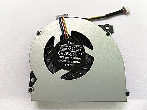 Ellenbogenorthese-LQ Nuevo Ventilador de refrigeración de CPU para computadora portátil HP 2560 2560P 2570 2570P (Color : Default)