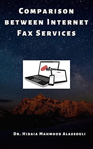 Comparison between Internet Fax Services