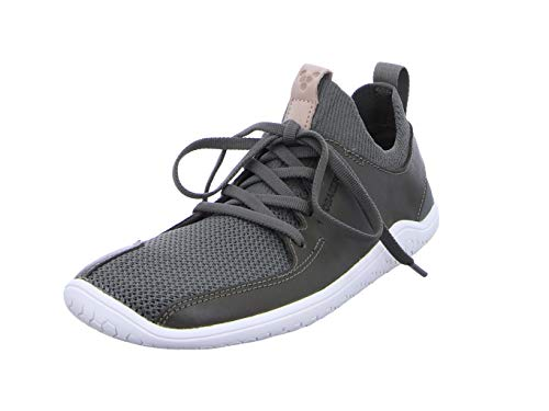 VIVOBAREFOOT Primus Knit, Womens Leather Premium Lifestyle Shoe,...