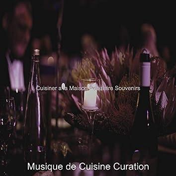 Cuisiner a la Maison Populaire Souvenirs