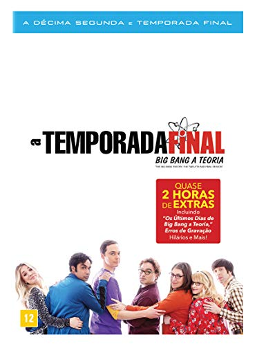 DVD - a Temporada Final Big Bang a Teoria