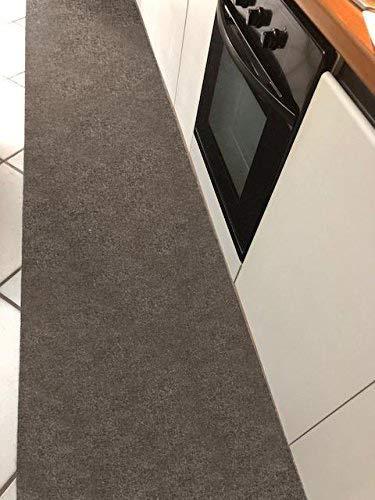 M.Service Srl Tappeto/Passatoia Multifunzione in Moquette - sotto lavello - Adatto per Cucina e Bagno - Antiscivolo - Elevata Resistenza - Mis. h 67 x 300 cm (Beige)