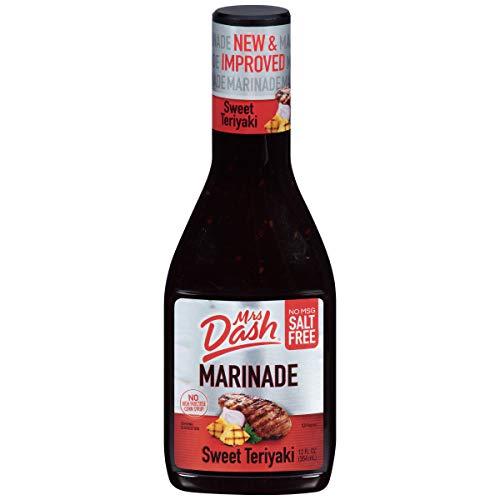 Mrs. Dash Marinade Salt-Free Sweet Teriyaki 12Oz