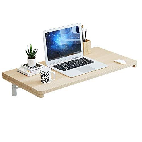 FVGH Opknoping bureau opvouwbare laptop stand bureau keuken plank salontafel veelkleurig en in verschillende maten een 70 x 30 cm