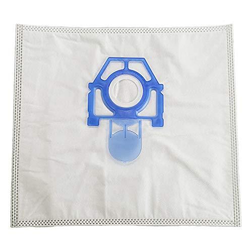 Beada Bolsa de polvo de tela no tejida para ZELMER ZVCA100B 49.4000 fit Aquawelt 919.0 st ZVC752 Aquos 829.OSP 819.5 Maxim 3000 Flip 321