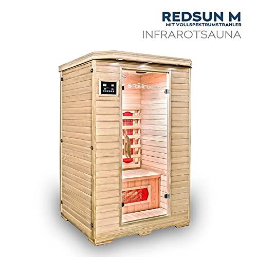 Home Deluxe - Infrarotkabine - Redsun M