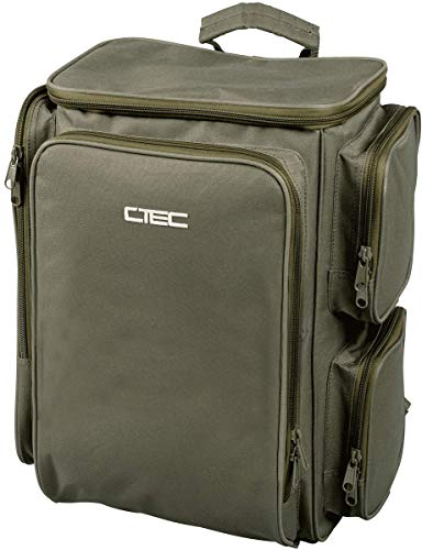 Rucksack, Angelrucksack C-TEC SQUARE BACK PACK 6405013 / 45x40x20cm
