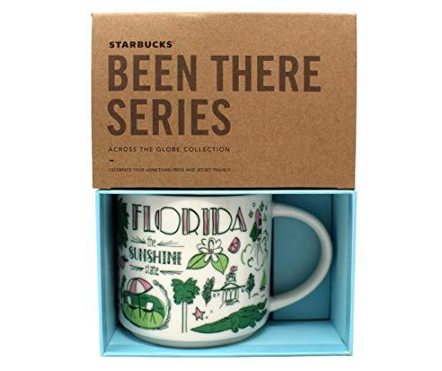 Starbucks Been There Series Florida 14 Oz Mug