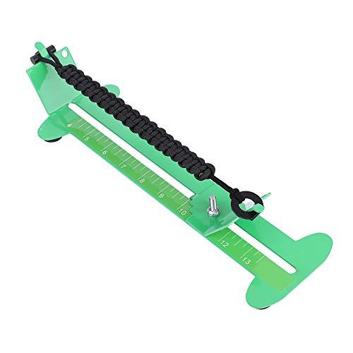 NCONCO Paracord Bracelet DIY Metal Weaving Tool Adjustable Length Braiding Kits Accessory