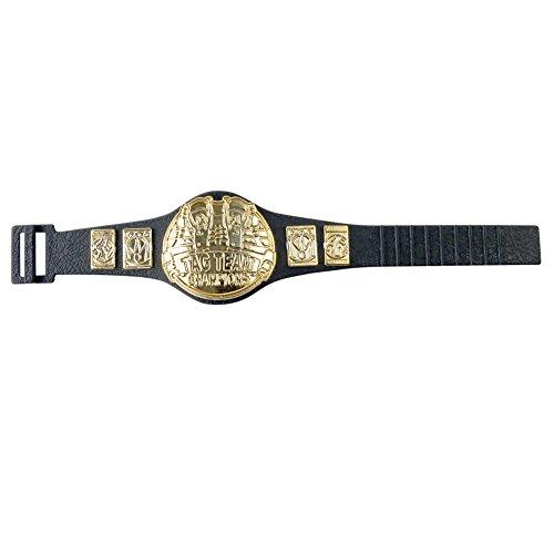Tag Team Championship Belt for WWE Wrestling Action Figures