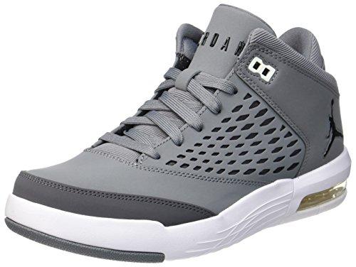 Nike ACG–Camiseta para Hombre LS LS Thermal Top, Flint Grey/Aqua, Primavera/Verano, Hombre,...