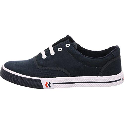 Romika Unisex-Erwachsene Soling Bootsschuhe, Blau, 39