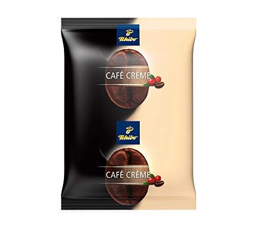 Tchibo Café Crème Suisse Kaffee | Ganze Bohne | Hochwertiger Bohnenkaffee im 500g Beutel | Einzigartige Kaffeequalität von Tchibo | Ideal für Kaffeevollautomaten