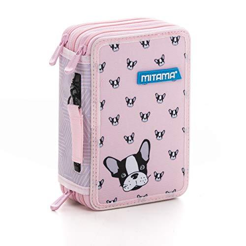 Astuccio Triplo Completo Mitama Unlimited Girl - Pink Dog