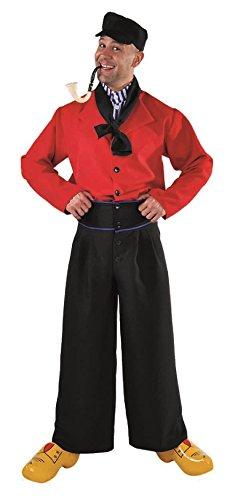 215272-S Herren Holland Kostüm Holländer Gr.S