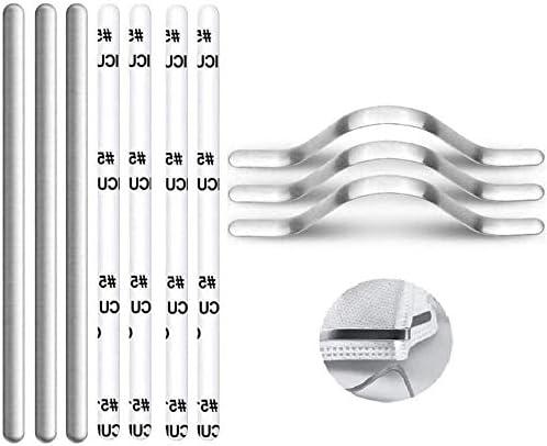 New York Mall Metal Ranking TOP17 Nose Strip for Stri Bridge Aluminum Masks