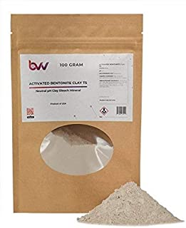 BVV Activated Bentonite Clay T5-100 Gram Bag