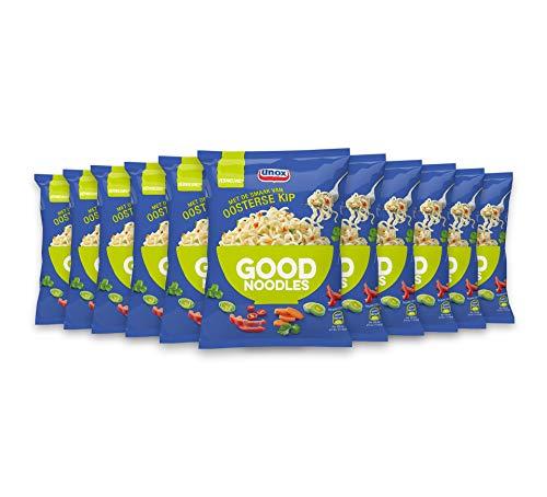 UnoxGoodNoodlesOosterse Kip Block – 11 x 70gram