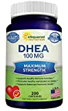 Best Naturals Dheas - Pure DHEA (100mg Max Strength, 200 Capsules) to Review