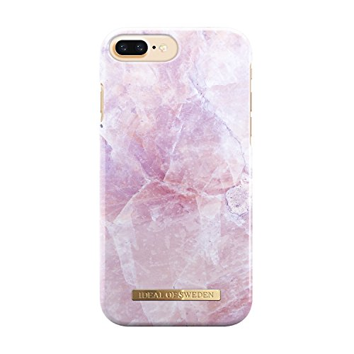 iDeal Of Sweden Pilion Pink Marmor Handyhülle für iPhone 8 Plus/ 7 Plus / 6 Plus/ 6s Plus