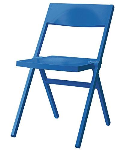 Alessi Piana Stuhl blau ASPN5015