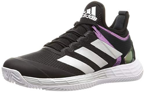 adidas Adizero Ubersonic 4 W Clay, Scarpe da Tennis Donna, Multicolore (Negbás Plamet Ftwbla), 41 1/3 EU
