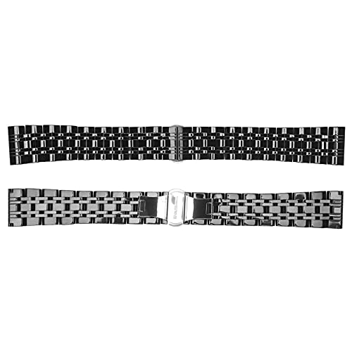 SHYEKYO Correa de Reloj de Repuesto, Correa de Reloj Ligera Resistente al Desgaste con diseño único para Taller de reparación de Relojes(22mm)