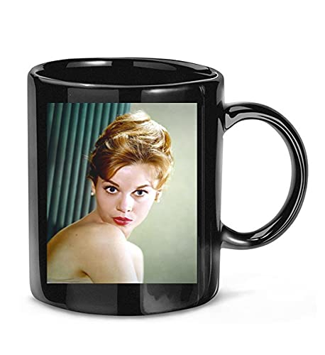 BIROTYMAKHI #Jane Fonda #Cat Ballou Movie #Michael Callan Talent Actor Picture Coffee Mug for Women and Men Tea Cups