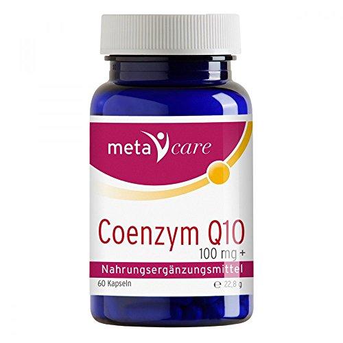 metacare Coenzym Q10, 60 St. Kapseln