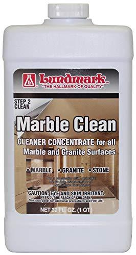 Lundmark Wax Marble Cleaner, 32-Ounce