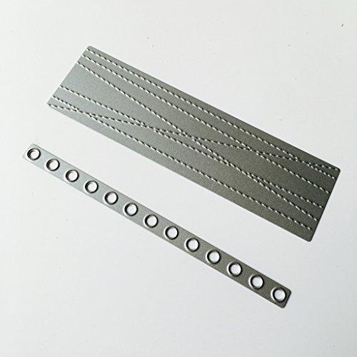 Hothap Hoge kwaliteit doe-het-zelf scrapbooking metalen stansvormen sjabloon reliëf album kerstkaart handwerk