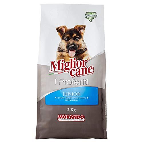 Migliorcane - Alimento Completo Per Cani Junior, Con Vitello - 2000 G