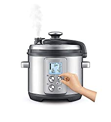 Breville fast slow pro vs instant pot ip-duo60