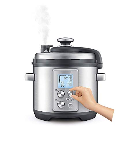 Breville BPR700BSS Fast Slow Pro Slow Cooker, Brushed...