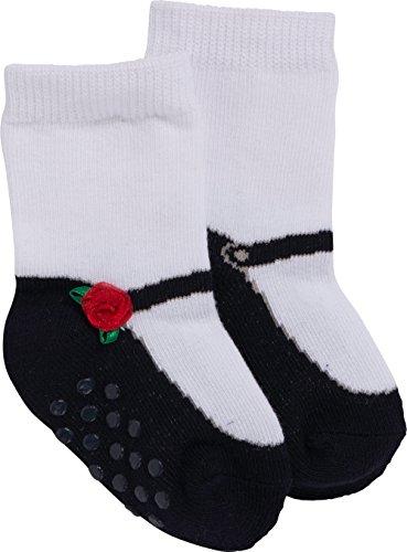 Bonnie Doon Baby Mädchen Baby Socken, Dunkelblau, Größe 74