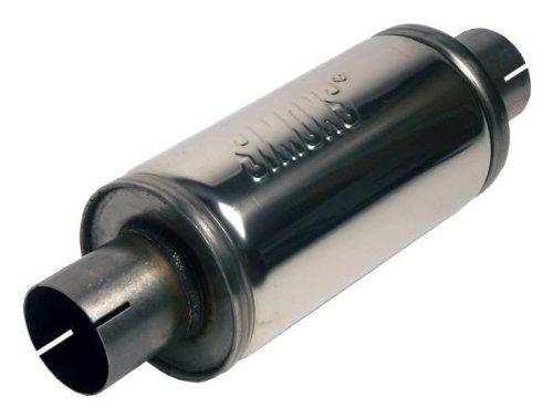 Simons U456300R - Silenciador universal de coche, 63,5 mm