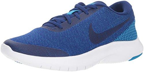 Nike Men's Flex Experience Run 7 Shoe, deep Royal Blue/Blue Hero-White, 12 Regular US