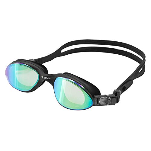ORCA Killa 180° Mirror Goggles Medium Black 2019 Schwimmbrille