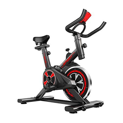 Bicicleta Estatica Spinning Bicicleta Profesional para Uso domestico,con Monitor,Calidad Profesional