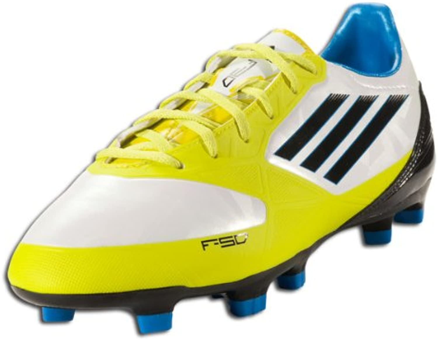 Adidas F30 TRX FG J Little Kid Big Kid Soccer Cleats (3.5, Running White Blac.