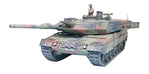Tamiya 35242 - Maqueta tanque Alemán Leopard II A5 - escala 1:35